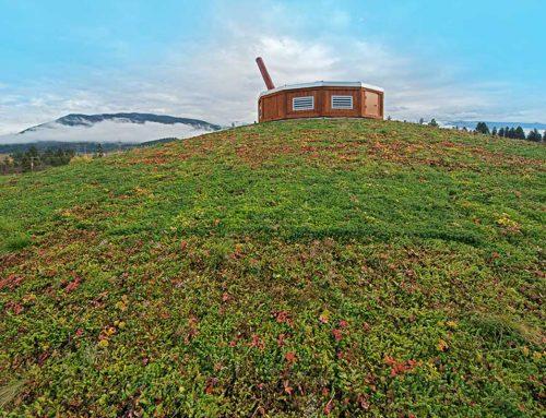 Splatsin Unveils Rooftop Meadow