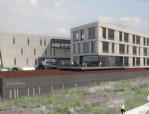 LiveRoof® Green Roof Spotlights Environmental Leadership at KU's School of Business