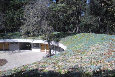 LiveRoof Installation at Jardín Botánico, Chapultepec, Méx. D.F. by BMI Medio Ambiente