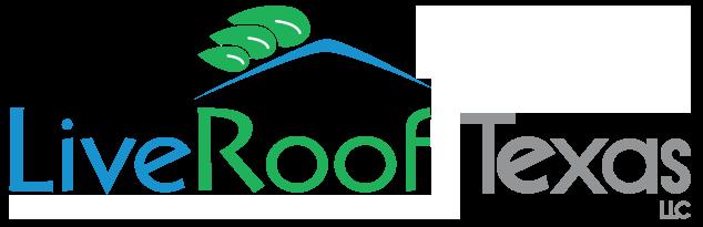 LiveRoof Texas logo.