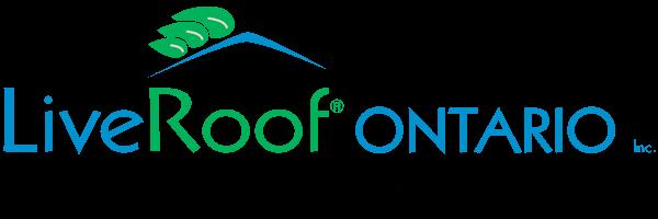 LiveRoof Ontario logo.