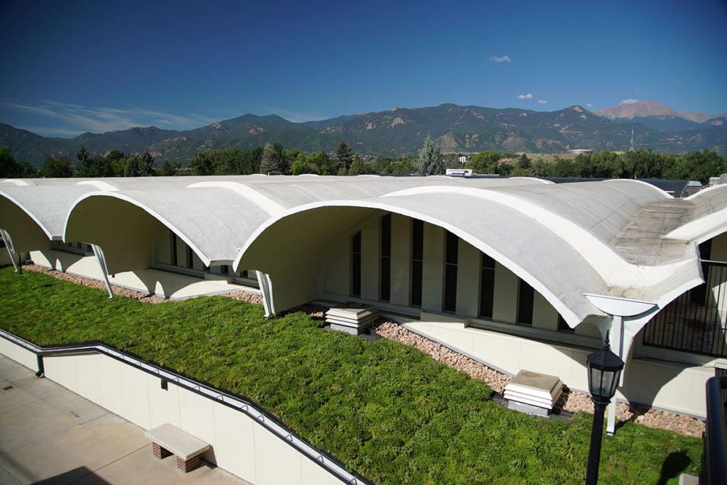 Honnen Ice Arena at Colorado College